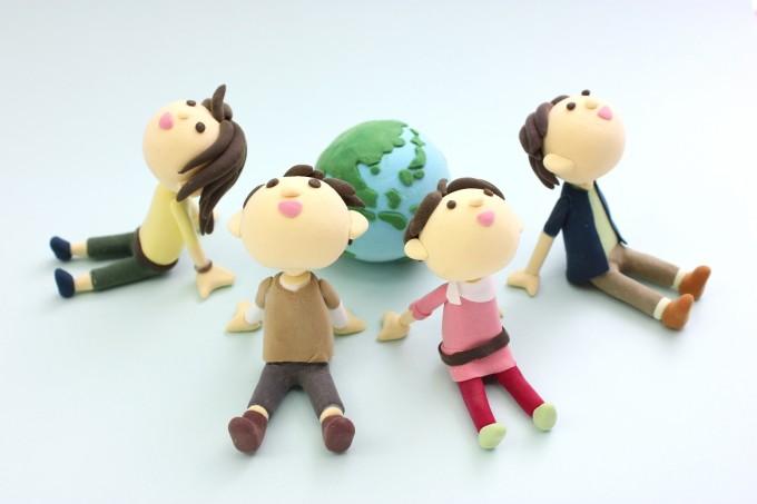 粘土の地球