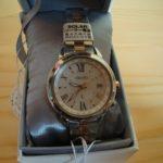 【お買い物】時計を買いました。