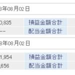 【2018年7月末時点 現物株利益】手放し&ビヨンド・ザ・セオリー☆
