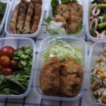 惣菜(夫用)作りとポテサラ問題。